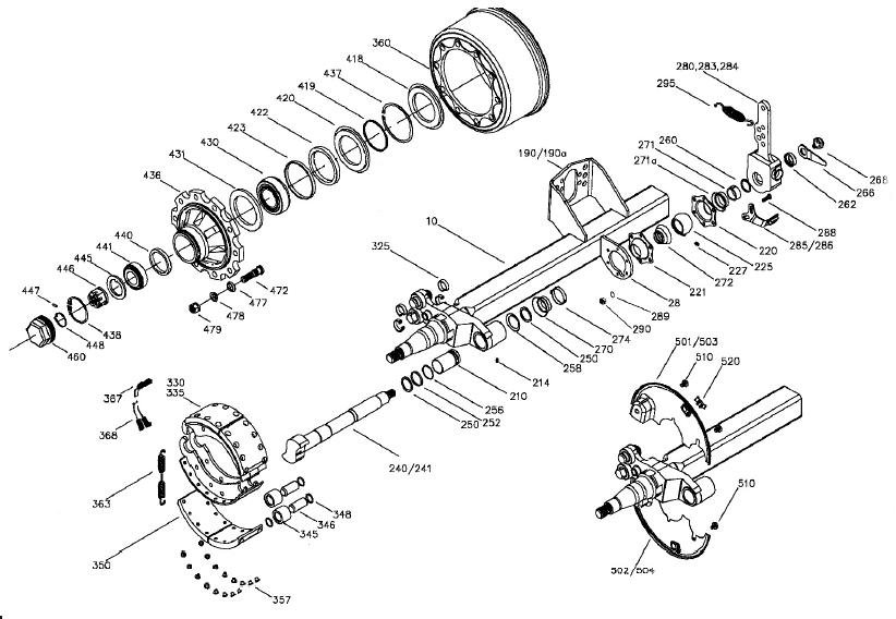axle bearing diagram  diagram  auto wiring diagram